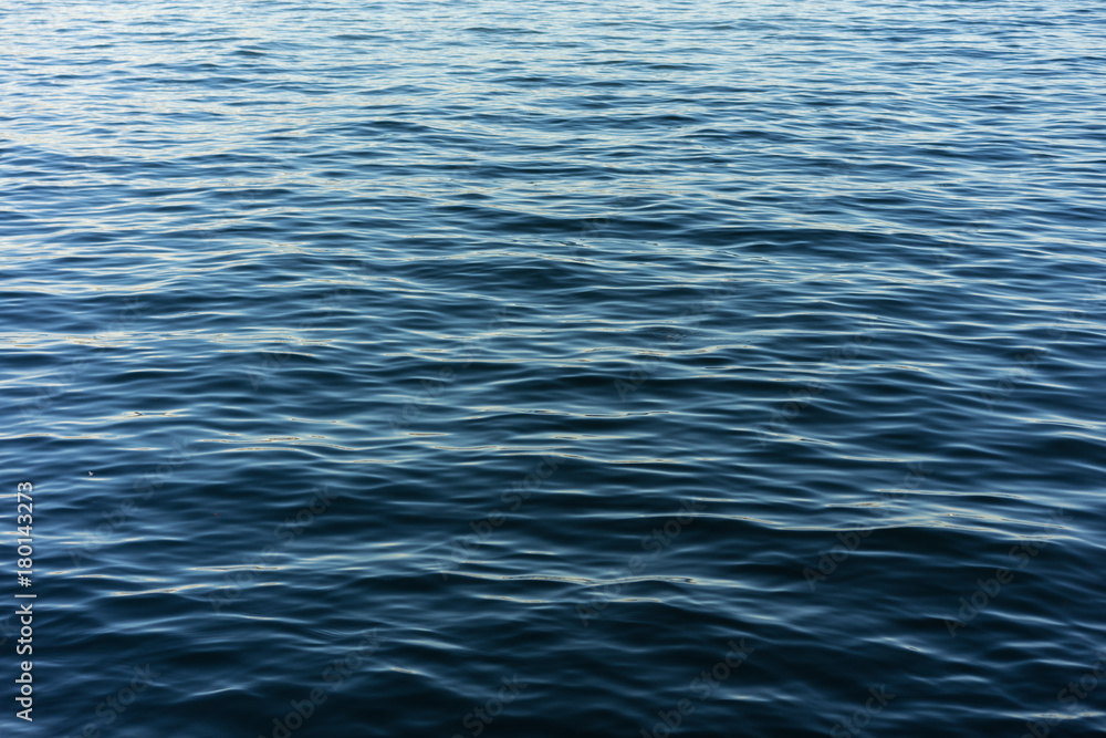 Fototapety, obrazy: blue water lake close up structure design