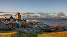 Old Town Of Quebec City Seen F...