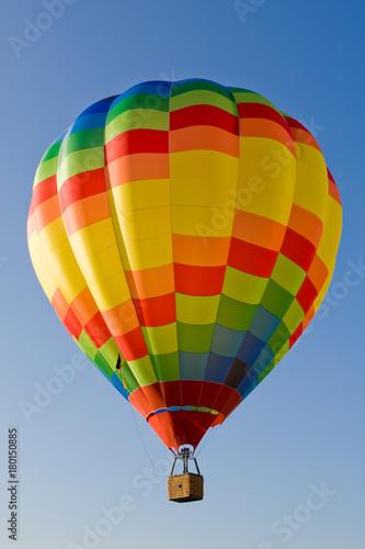 Foto op Canvas Ballon Heißluftballon