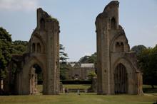Main Transept Ruins