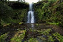 Waterfall Blaen-y-glyn Caerfan...