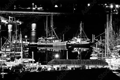 Fotografie, Obraz  sitka harbor