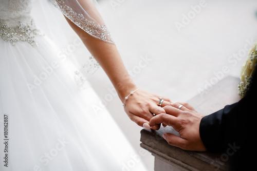 Fényképezés manos y anillos