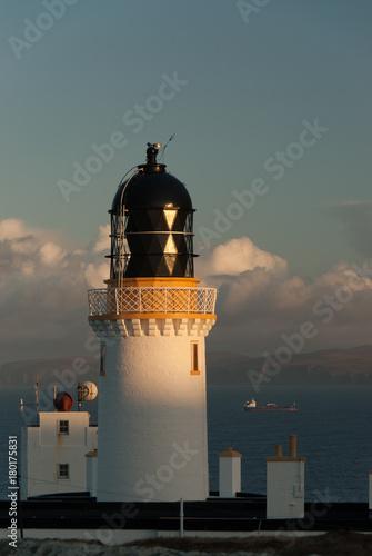 Zdjęcie XXL Dunnet Head Lighthouse at Dawn