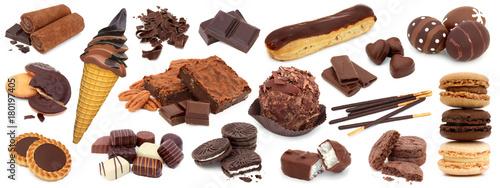Photo Chocolat mix
