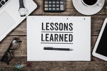 Lessons Learned Statement On N...