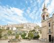 Panorama of a stunning Sicilian village Gangi
