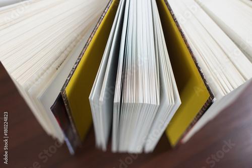 Obraz Strony z książki  - fototapety do salonu