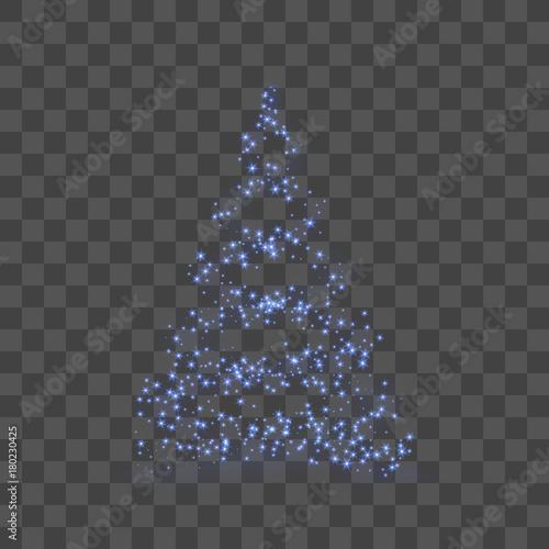 Christmas Tree Transparent Background.Christmas Tree Transparent Background Blue Christmas Tree