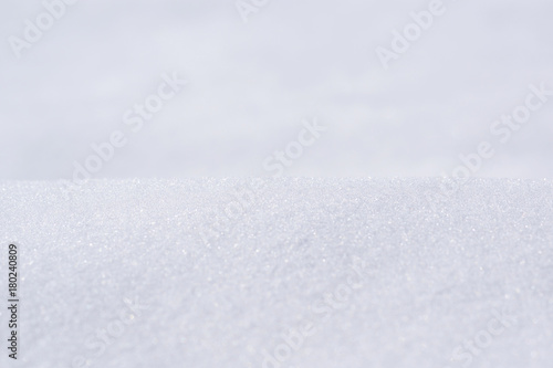 Fototapeta  Snowy field