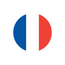 France Flag, Official Colors And Proportion Correctly. National French Flag.