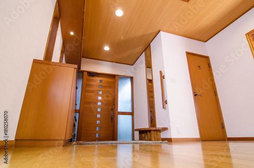 Valokuva 開放的な玄関