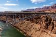 Brücke über Colorado river