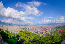 Beautiful Landscape Of Kathman...