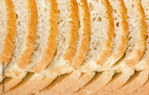 Fototapeta sliced bread obraz