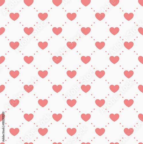 vector-illustration-with-hearts-abstract-cute-seamless-pattern
