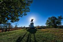 Gettysburg Battlefield Monumen...