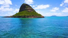 Aerial View: Chinaman's Hat Or...