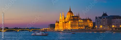 fototapeta na ścianę Parliament Building in Budapest