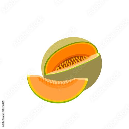 Carta da parati Summer fruits for healthy lifestyle