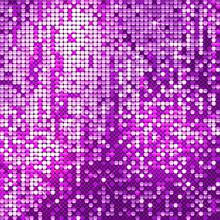 Sparkling Purple Background