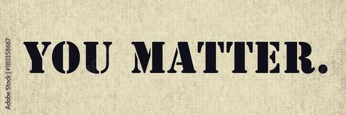 Photo You Matter.