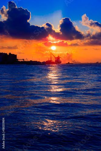 Fotografie, Obraz  Sunset
