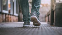 Feet Walking Street