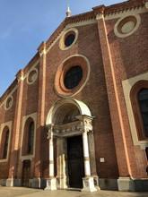 Milano, La Basilica Di Santa M...