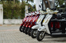 Row Scooters For Rental