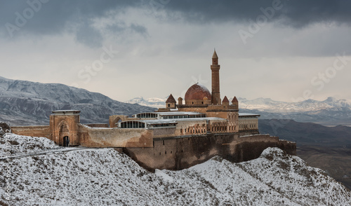 ishak pasha palace - Agri city - Turkey - Buy this stock