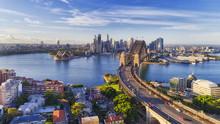 D Sydney Kirribilli HWY Br CBD