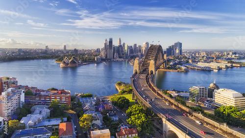 Obrazy Sydney  d-sydney-kirribilli-hwy-br-cbd