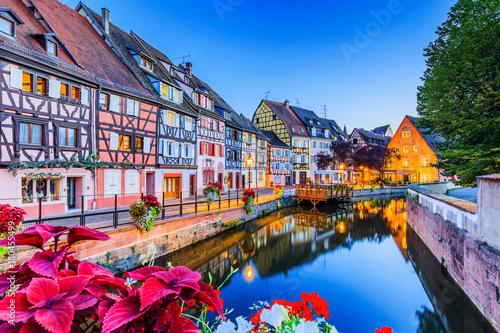 Photo  Colmar, Alsace, France.