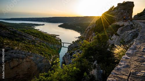 Valokuva  Gorges du Verdon / Lac de Saint Croix