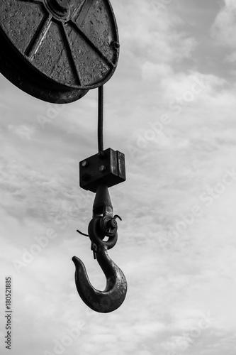 Fotografie, Obraz  Cargo Hook