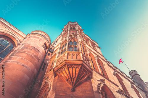 Photographie historic buildings in Cambridge, UK