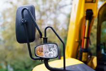 Picture Of A Tractor Headlight