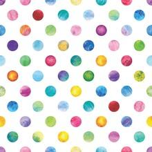 Confetti Polka Dot Pattern