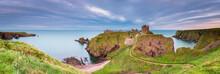 Dunnottar Castle Panorama / Du...