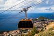 cableway above Dubrovnik