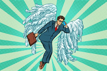 Business Angel Businessman