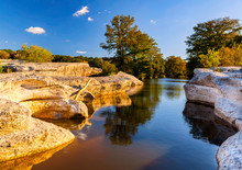 McKinney Falls State Park, Texas