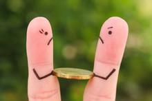 Fingers Art Of Family During Q...