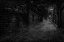 Nighty Foggy Lane