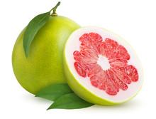 Pomelo Citrus Fruit Isolated