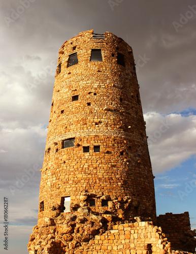 Fotografija Grand Canyon - The Indian Watchtower - South Rim