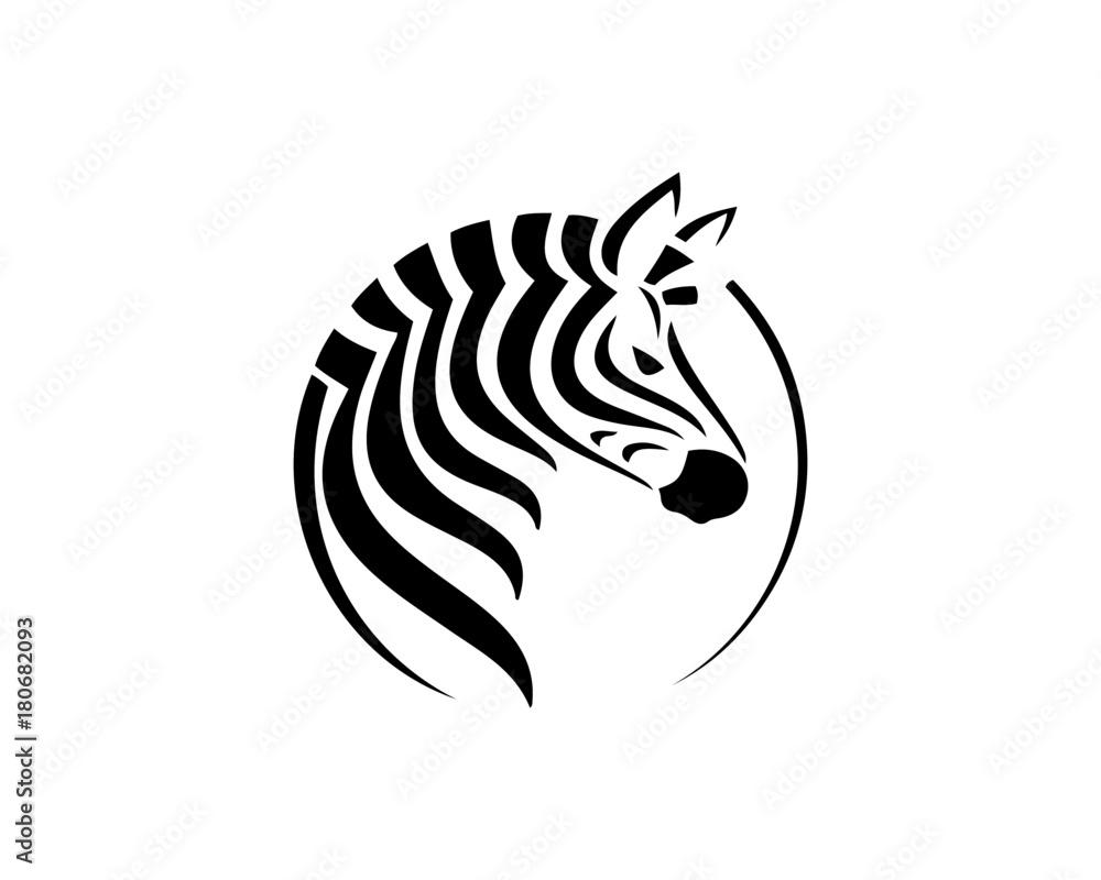 Fototapety, obrazy: zebra 1.