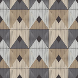 Seamless geometric background. Scribble texture. Textile rapport. - 180687216