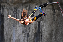 Bungee Jumps, Extreme And Fun ...